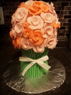Bouquet Cake By EasyBreezy