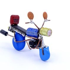 Electronic Circuit Projects, Electronic Art, Electronics Projects, Arte Robot, Circuit Board, Arduino, Reuse, Crafty, Personalized Items