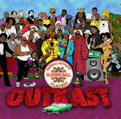 The Beatles + Outkast: Parallels
