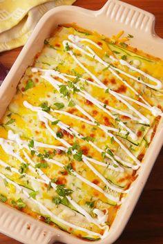Taco Zucchini Lasagna