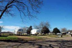 Colorado Landing RV Park At La Grange Texas