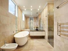 bathroom brown colour schemes - Google Search