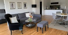 Top moderne, helle 1.5 Zimmer Wohnung in Lausanne zu vermieten.
