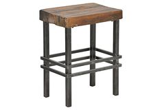 Franklin Counter Stool.  Heritage Style
