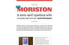 Top 10 Websites for Designers—Moriston