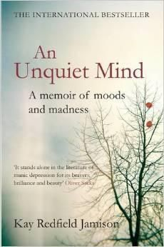 If you were to read only one book on living with mental illness, make it Kay Redfield Jamison's memoir. Outstanding! pic.twitter.com/LHFpbpkHEI