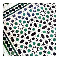 This navy and emerald tile would make an amazing addition to my kitchen design or bath design in my Raleigh NC home.