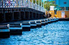 Curaçao - Queen Emma Pontoon Bridge