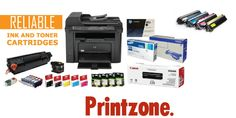 Get high quality and Cheap printer inks at Printzone. if you need the best possible prints from your printer, use genuine HP ink cartridges.  #printer_cartridges #ink_cartridges #brother_toner #hp_honer #toner_cartridges