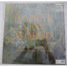 DVORAK NEW WORLD PHILARMONICA ORQUESTA