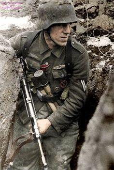 Wehrmacht (Heer) soldat