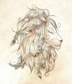 Lovely mr lion