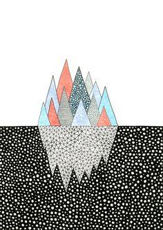 Iceberg by Anita Ivancenko