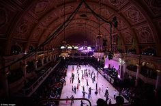 Magnificent: The annual Blackpool Dance Festival has been held at the Empress Ballroom in ...