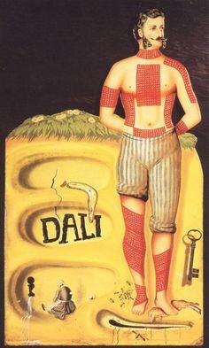 Dalì - Surrealist Poster