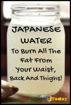Japanese Water To Burn All The Fat From Your Waist, Back And Thighs! – Fat Burning Detox Drink – Informations About Japanese Water To Burn All The Fat From Your Waist, Back And Thighs! – Fat Burning Detox Drink – Pin You can easily use … Weight Loss Meals, Weight Loss Drinks, Drinks To Lose Weight, Best Weight Loss Cleanse, Detox Water To Lose Weight, Detox Diet For Weight Loss, Best Weight Loss Foods, Weight Loss Water, Lose Weight In A Week
