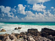 See the sea in Cozumel. #mexico #caribbean #cruise