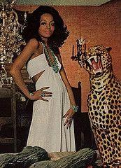 Diana Ross in Halston...Love it!