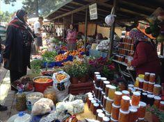 Antalya Çakırlar köy pazarı