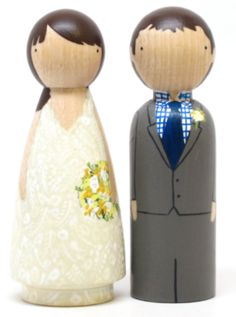 Goose Grease Shop, Wedding Cake Toppers