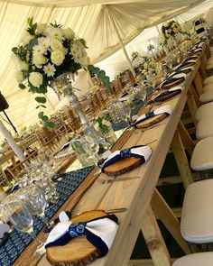 Our wooden tables finally made their first debut in this week's modern traditional wedding for Silin - kagishocatering African Wedding Theme, African Wedding Attire, African Weddings, Zulu Traditional Wedding, Modern Traditional, Zulu Wedding, Ghana Wedding, Silver Wedding Decorations, African Traditional Dresses