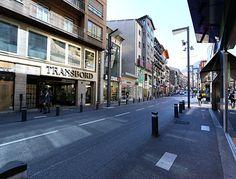 Avinguda Meritxell - Andorra la Vella