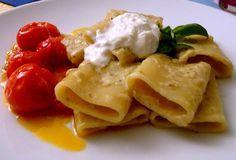 Polenta, Ravioli, Food Art, Master Chef, Sushi, Brunch, Food And Drink, Menu, Chicken