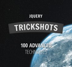 eBook: jQuery Trickshots (100 advanced techniques) by Martin Angelov