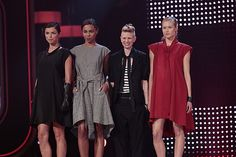 Kara Laricks #FashionStar---My shift dress on the runway LOVE LOVE!!!!