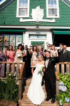 A Seaside Summer Wedding In P E I