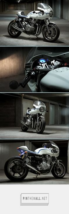 Old Spirit Honda CB750 ~ Return of the Cafe Racers - created via https://pinthemall.net
