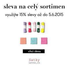 Kód pro slevu v odkaze: http://www.satkylevne.cz/www/cz/akce/