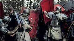 Hard life at the limes. Roman army reenactment by Legio XXI Rapax Rekonstrukcja rzymskich legionów w wykonaniu Legio XXI Rapax.