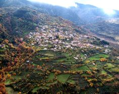 Fthiotida, Ypati village -Oiti mountain Greek Beauty, Mountain Village, Dream Come True, Our World, The Good Place, Greece, River, Mountains, Places