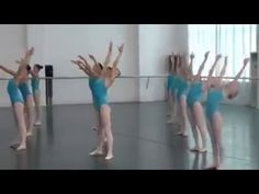 If you like the gymnastics and ballet you must watch this video - YouTube