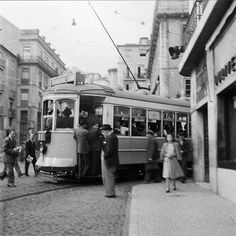 Eléctricos, Lisboa (Portugal)