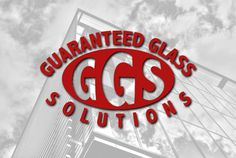 Logo Design | Guaranteed Glass Solutions | Graphic Design by Flawless Media