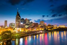 The capital of Tennessee is fostering a growing ecosystem of entrepreneurs. Here's why.