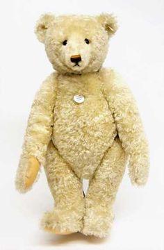 Steiff Teddy Bear Replica 1908 Le 406041 - 2