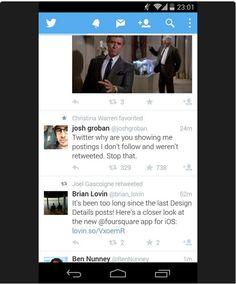 Mehr Inhalte = Mehr Interaktionen? Twitter zeigt favorisierte Tweets im Stream an