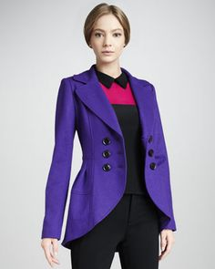 Squire Riding Jacket by Nanette Lepore at Neiman Marcus.
