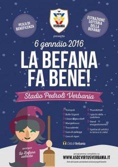 La Befana Fa Bene! - Lago Maggiore Sport