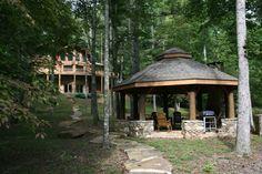 Guided Tour - The River Ridge Lodge Vacation Rental Cabin Blue Ridge, Georgia