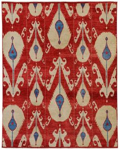 Dress Room Interior Rugs 45 Ideas For 2019 Textile Pattern Design, Ikat Pattern, Textile Patterns, Textile Prints, Pattern Art, Textiles, Interior Rugs, Room Interior, African Prints