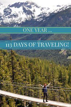 2014 in travel statistics - it's INSANE!
