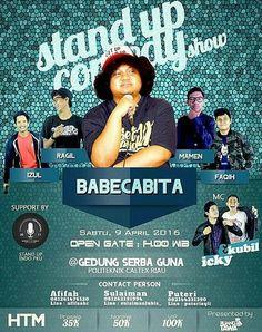 Stand Up Comedy Pekanbaru, Riau. ~ Riau Hot Terkini