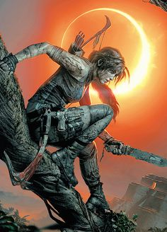 Xbox One gamers who bought the Digital Deluxe Edition or Croft Edition of Shadow of the Tomb Raider can now play this major video game title right now on their consoles. Shadow of the Tomb Raider i… Tomb Raider Lara Croft, Tomb Raider Ps4, Tomb Raider Video Game, Tom Raider, Tomb Raider Cosplay, Wallpaper Lara Croft, Lara Croft Disfraz, Wallpaper Telephone, Raiders Wallpaper