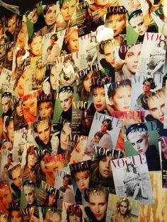 Vogue Fashion Night. Milan. Italy.
