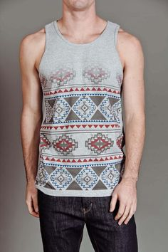 8277b2b8cb5baf Arsnl Fly Tanktop. I need to meet a guy who dresses like this! Mens