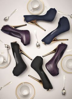 The new Louis Vuitton Fall/Winter Shoe Collection is perfect for any ensemble, from everyday elegance to glamorous nights out.